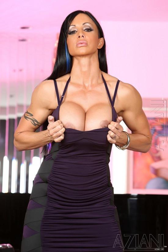 large breast naked girls