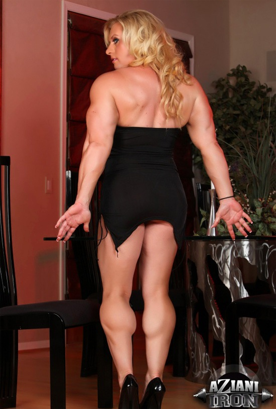Bodybuilder joanna thomas porn can
