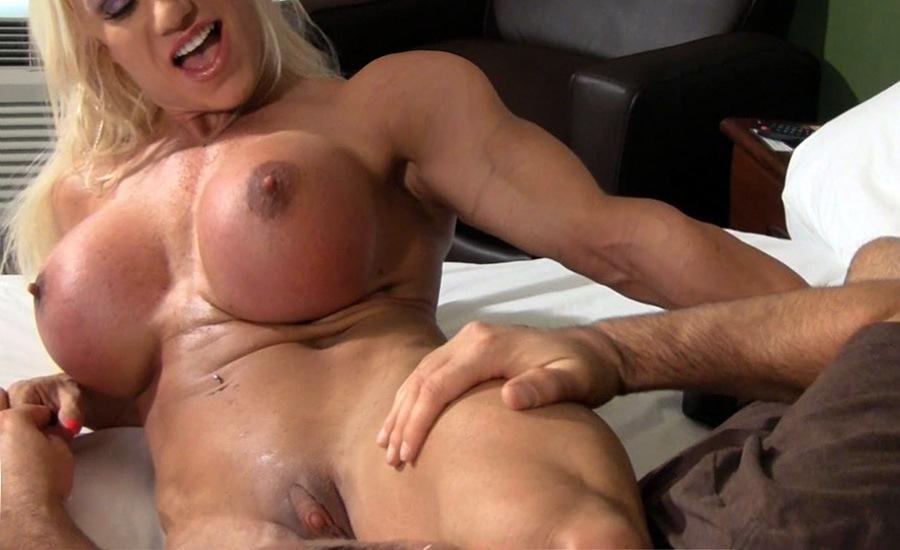 Blonde pornstar ashley chambers sucks on bbc 8