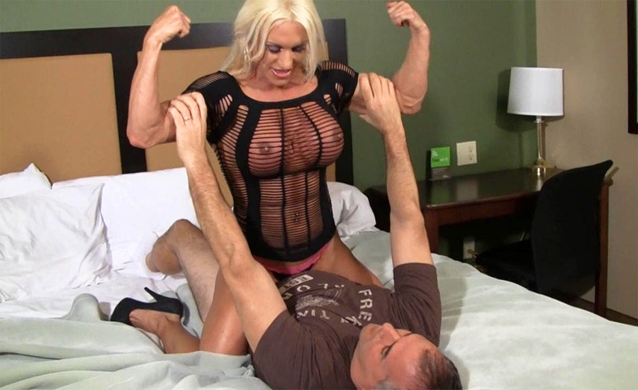 Mistress dominate her slave couple 8